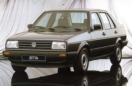 Volkswagen Jetta 1986 Sedans 15121082220