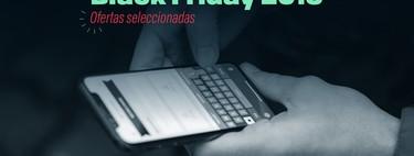 Las mejores ofertas del Black Friday en móviles: Xiaomi, Samsung, Apple, Sony y más