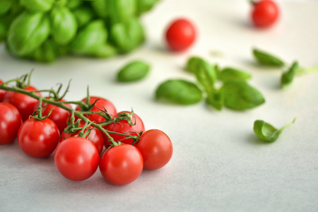 Tomate cherry, la mejor opción para comer tomate sabroso en ...