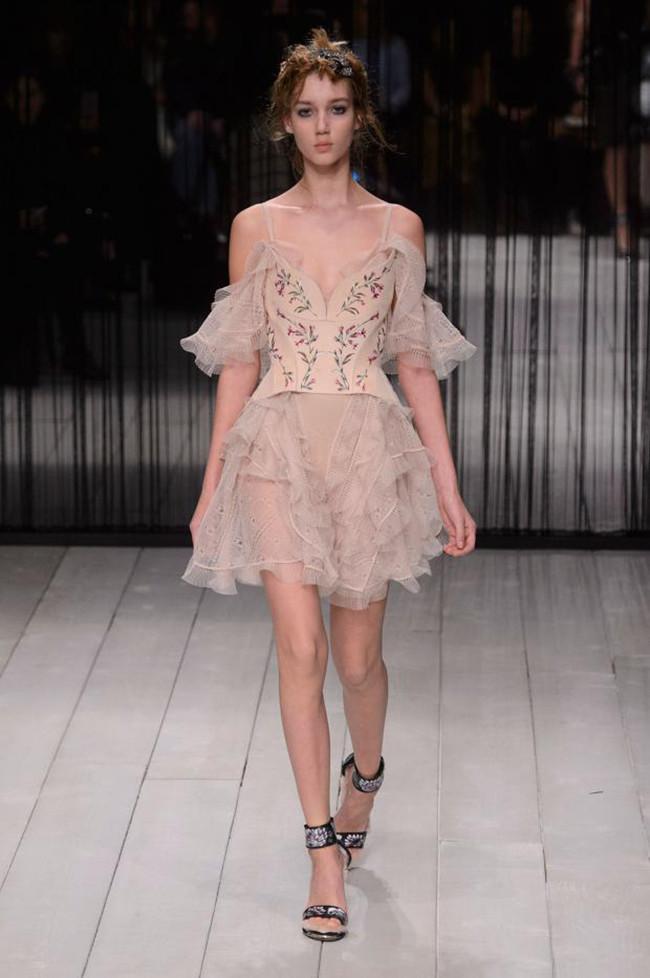 Resultado de imagen de semana de la moda londres 2016