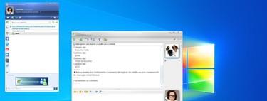 Alguien ha revivido el mítico MSN Messenger para que puedas enviar zumbidos, pero viene con un troyano dentro