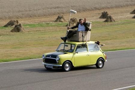 Mr. Bean Car