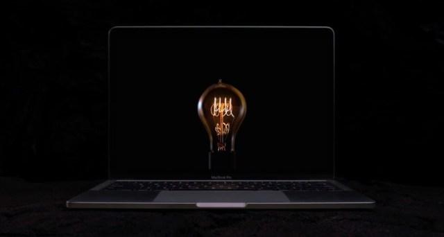 Apple Ad Bulb