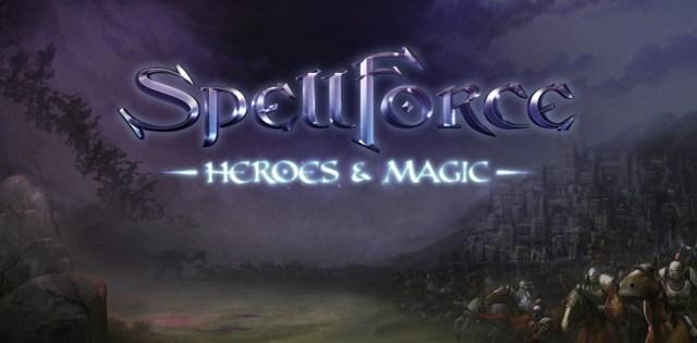 El juego de táctica por turnos SpellForce: Heroes & Magic llegará a aparatos teléfonos tras su éxito en PC