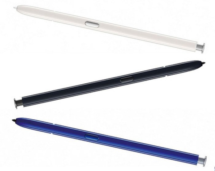 Samsung Galaxy Note 10 S Pen 01