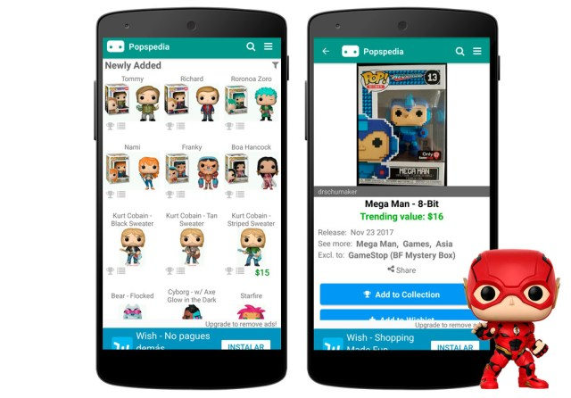 Funkos Android