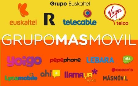 Grupo Masmovil Euskaltel
