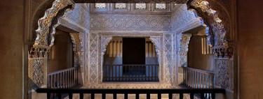 La Alhambra abre a las visitas la planta superior del Baño Real de Comares