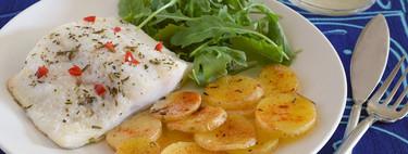 Tu dieta semanal con Vitónica: menú para sacarle provecho al microondas