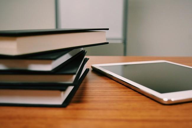 Education Desk Tablet Books 1910171