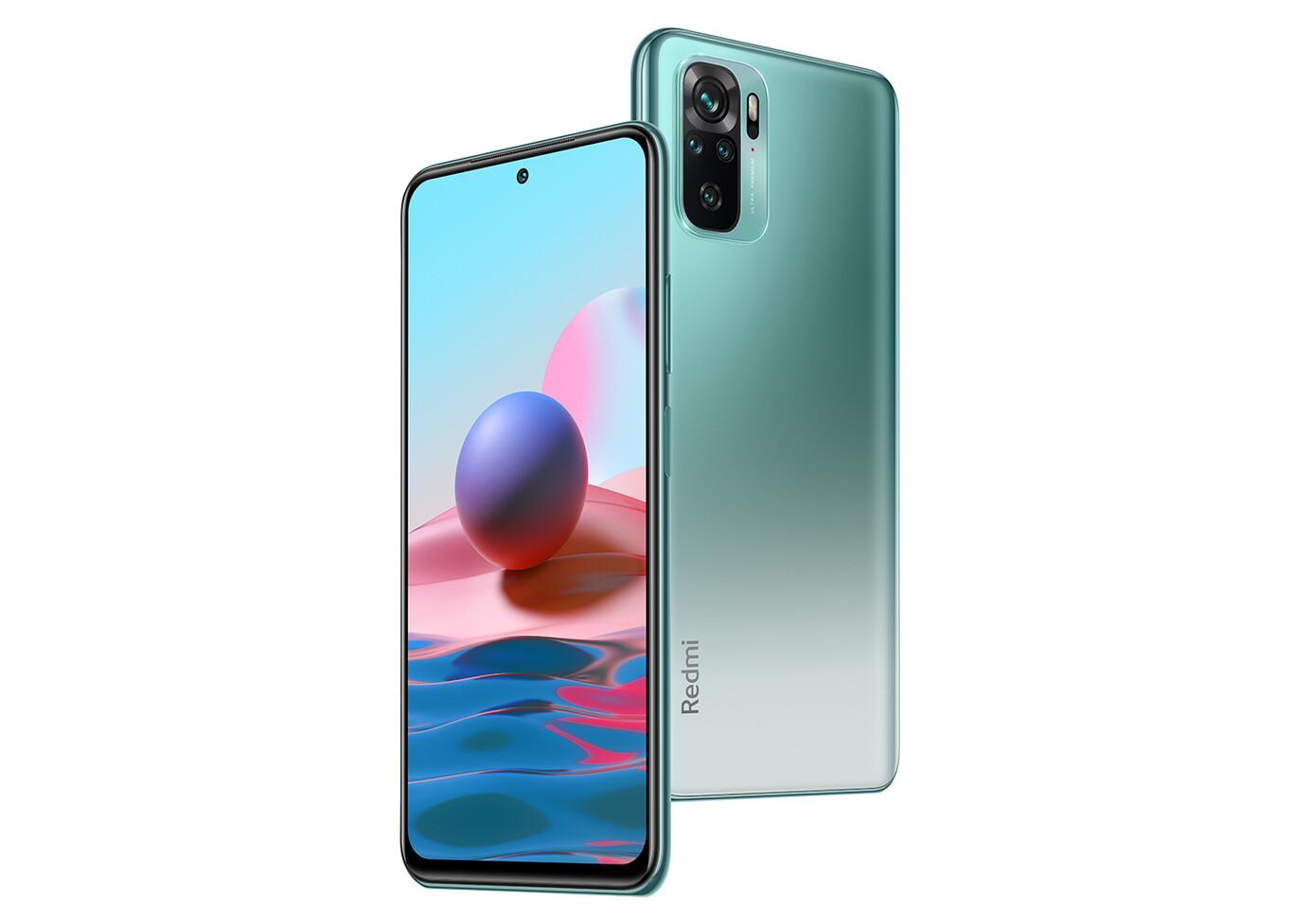 Nuevos Xiaomi Redmi Note 10 teléfonos de Xiaomi que puedes comprar en Venezuela