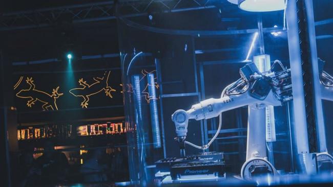 Permalink to El primer robot DJ del mundo ha llegado y está listo para la fiesta