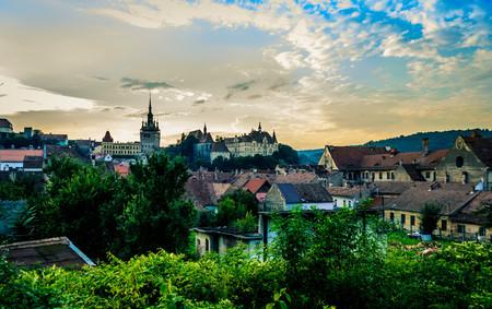 pequeñas ciudades románticas
