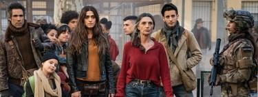 'La valla' da el salto: la distopía de Atresmedia aterriza en Netflix después de arrasar en abierto con dos millones de espectadores