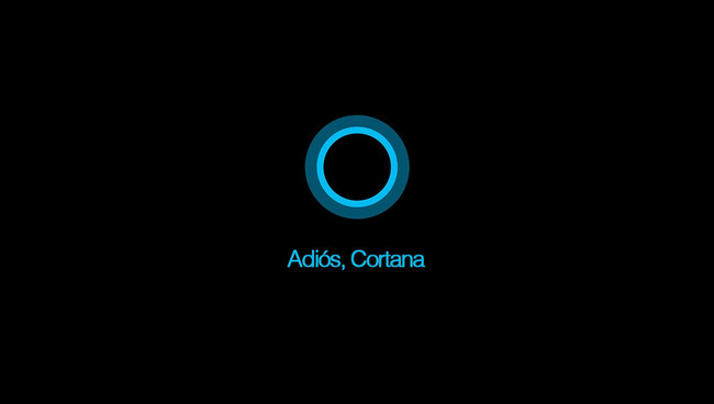 Eliminar Cortana Windows