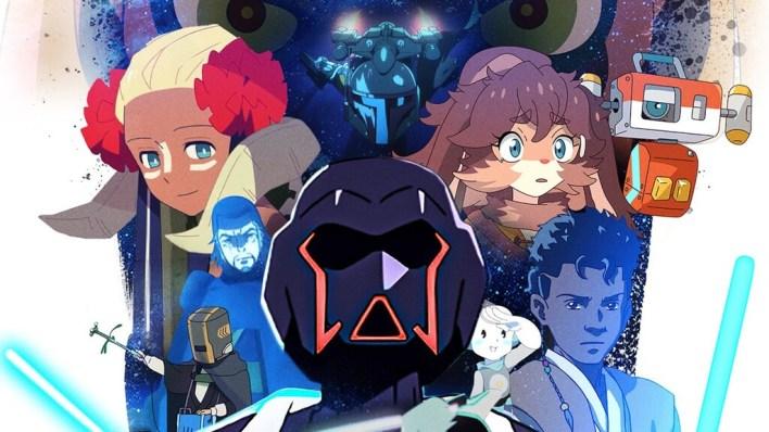 'Star Wars: Visions': el infinito potencial de la franquicia, al descubierto en Disney+ y en clave anime