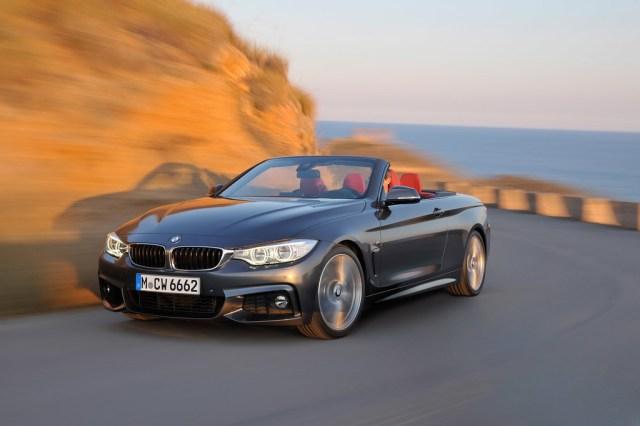 BMW Serie 04 Cabrio