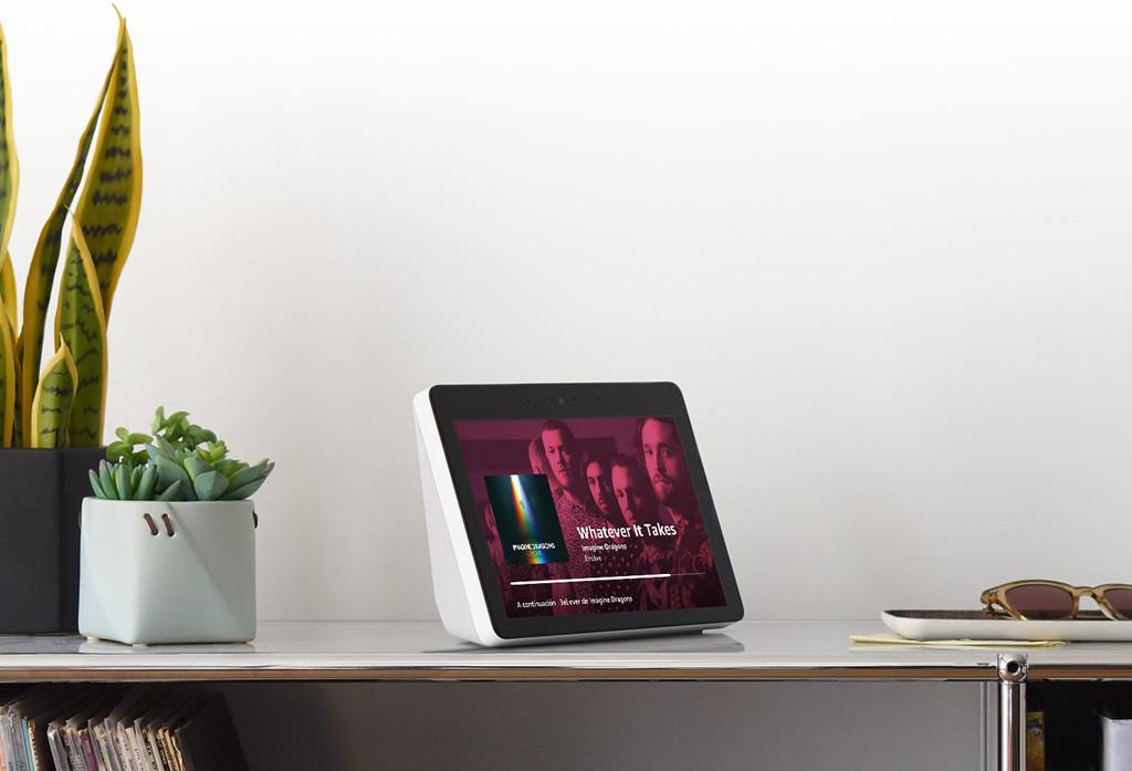 Permalink to Así queda la familia completa de altavoces inteligentes Amazon Echo tras la presentación del Echo Show