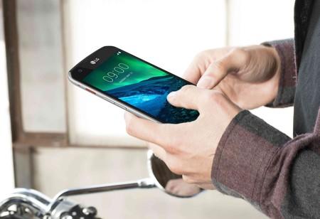 LG X Venture, la apuesta de la marca coreana para la resistencia extrema en la gama media