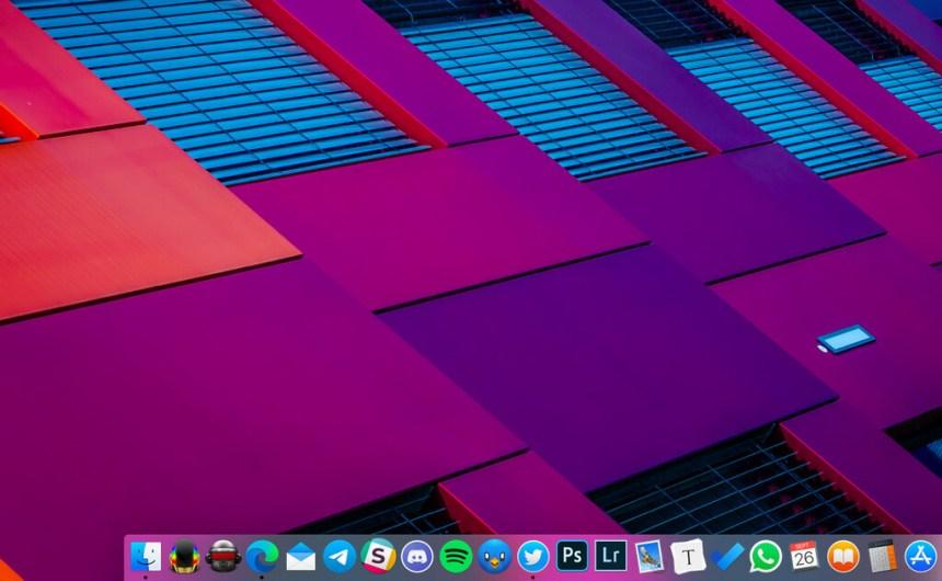 Cómo personalizar los iconos del dock y las carpetas en macOS