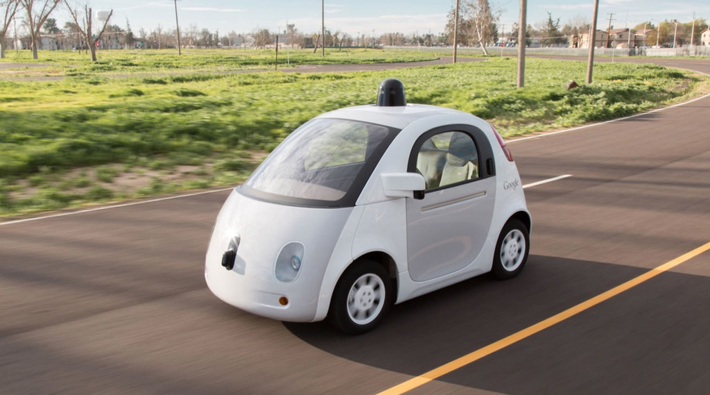 Google Car 2