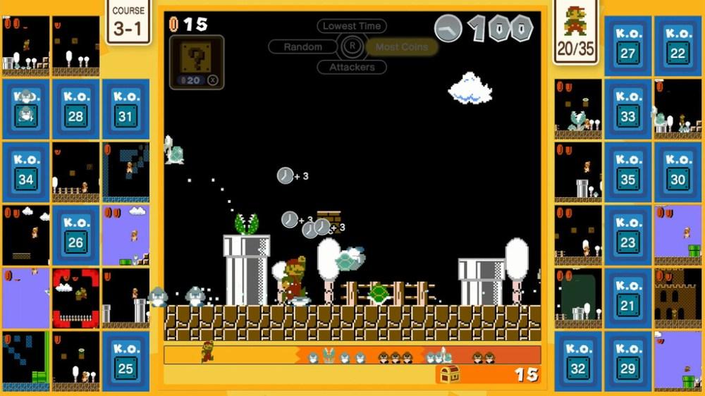 Super Mario Bros. 35 desafiará a los jugadores a derrotar 3,5 millones de Bowser para recibir puntos de platino de My Nintendo