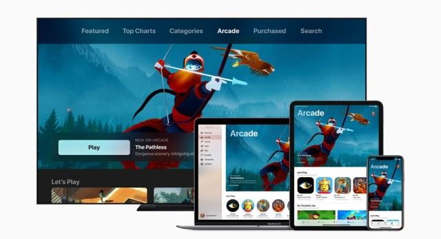 Apple Arcade: el servicio de suscripción de videoconsolas para aparatos iOS, <stro data-recalc-dims=