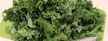 Top cinco de verduras y hortalizas ricas en fibra