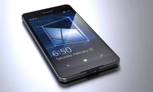 Lumia 650 (no oficial)