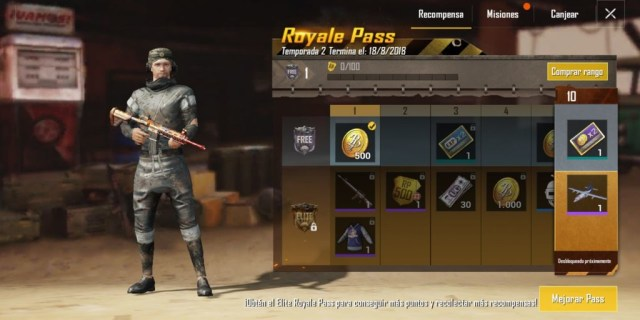 Royale Pass