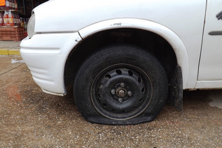 Tips para cambiar un neumático