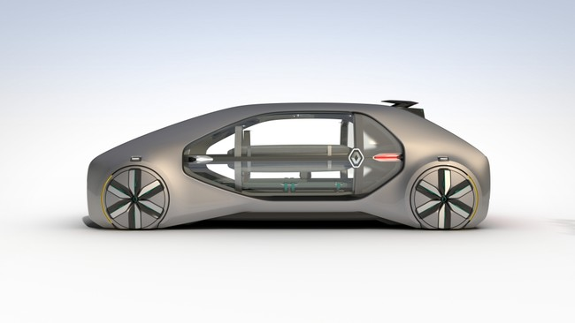 Coche conceptual Renault
