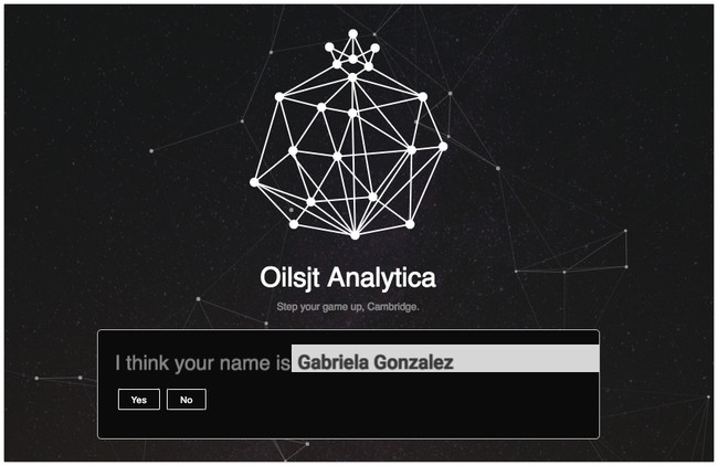 Oilsjt Analytica We Can Guess Your Name 2018 04 02 12 47 51