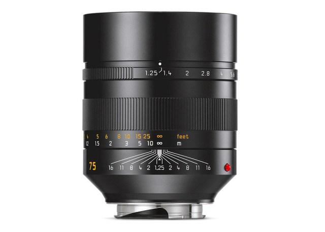 Leica Noctilux M 1 veinticinco 75 Asph 02