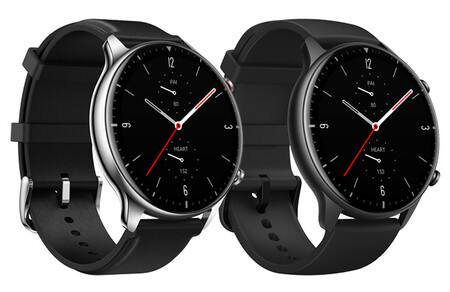 Amazfit GTR 2: the renewal of Huami's smartwatch arrives with borderless display, speaker, microphone and NFC