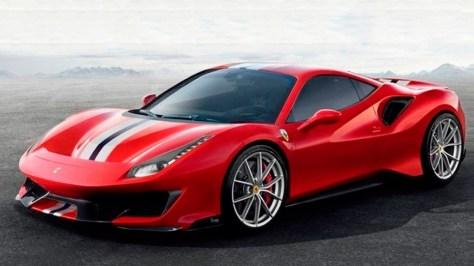 Ferrari 488 Pista: primeras fotos y datos, filtrados