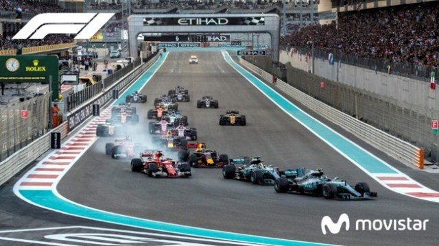 Ver Formula 1 2018 En Movistar