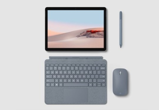 Surface Go 2: comparativa con los iPad Air y iPad Pro