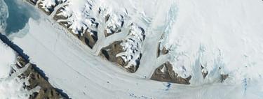 48 años de cambios en los glaciares de nuestro planeta resumidos en un asombroso vídeo 'timelapse' de la NASA