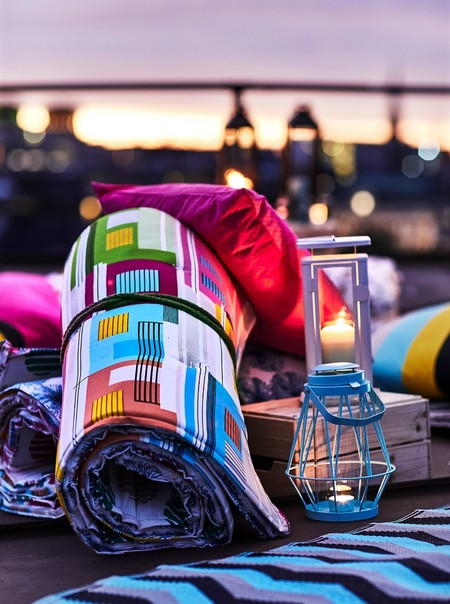 Ikea Coleccion Verano 2018 Ph148390 Tela Multicolor Sommar Farol Sinnesro Lowres