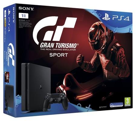 Sony PS4 1 TB Gran Turismo