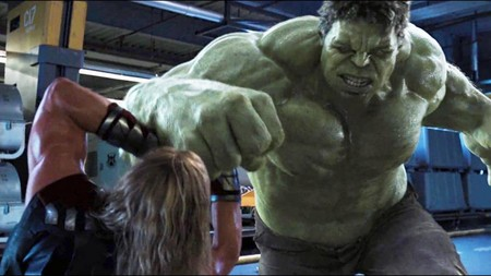 Hulk Thor Fight Main1