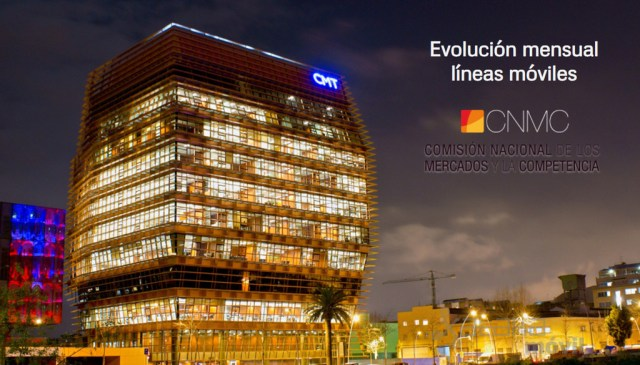 Continúa la portabilidad de líneas desde Movistar, Orange℗ y Vodafone℗ a MásMóvil y OMVs, según la CNMC