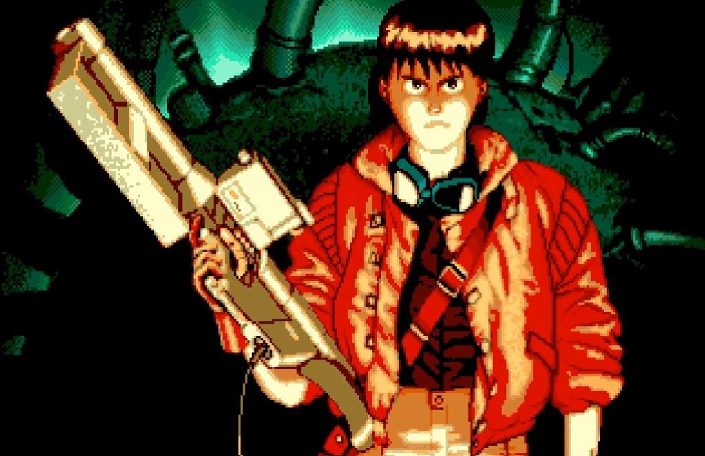 'Akira' para Megadrive: una versión beta inédita muestra una frustrada adaptación del anime a videojuego