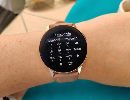Samsung Galaxy Watch Active 2 Responder Notif Android