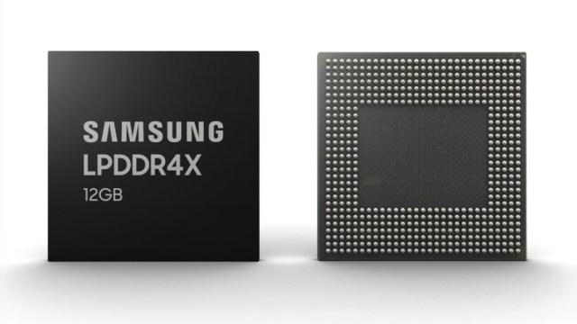 Samsung comienza a fabricar su RAM de 12GB LPDDR4X que inaugurará el Galaxy S10+