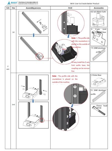 Instrucciones Construccion