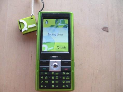 Qtopia Greenphone