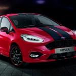 Ford Fiesta St Line Red Black Edition Una Edicion Especial Solo Para Europa