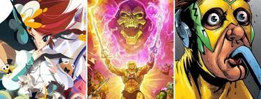 13 estrenos y lanzamientos imprescindibles para el fin de semana: 'Masters del Universo', 'Jolt', 'The Boys' y mucho más